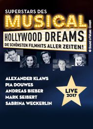 Superstars des Musicals - HOLLYWOOD DREAMS